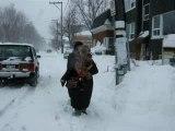 Une découverte de l'hiver québécois !