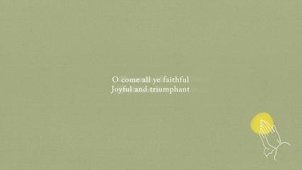 Hillsong Worship - O Come All Ye Faithful