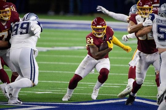 NFL : Washington étrille les Cowboys