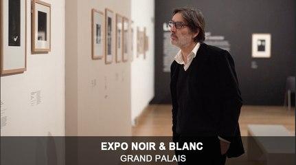 Regards d'artistes : Yvan Attal dans l'expo Noir&Blanc