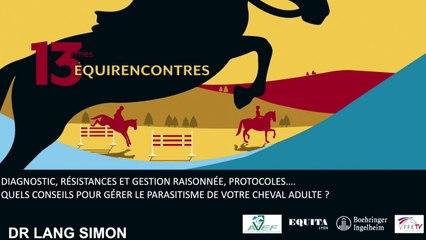Prescription, résistances, coproscopies, gestion raisonnée... Quels conseils pour gérer le parasitisme de votre cheval ?