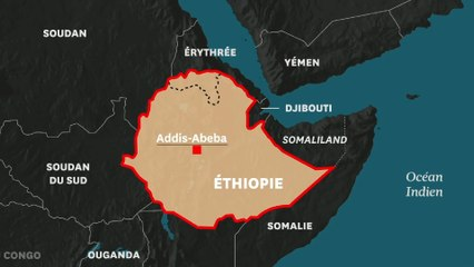 Cartes sur table   Les racines de la guerre civile en Éthiopie
