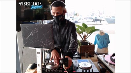 Vibesolate Lockdown 2.0 Sessions  - DJ Humble