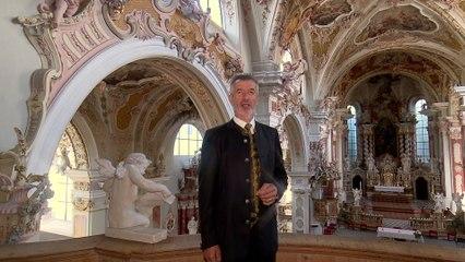 Oswald Sattler - Nimm, O Herr, jetzt unsre Gaben