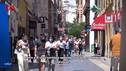 Medidas excepcionales para la prevención y contención de la COVID19 en Tenerife