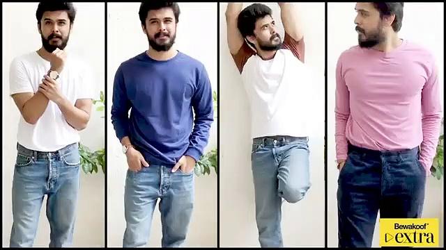 Different T-shirt Styles  Bewakoof T-shirts  T-shirts for Men