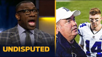 Dallas Cowboys fall to Washington Football: Fired Mike McCarthy Now - Shannon outraged   UNDISPUTED