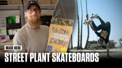 Street Plant Skateboards   MADE HERE   Popular Mechanics