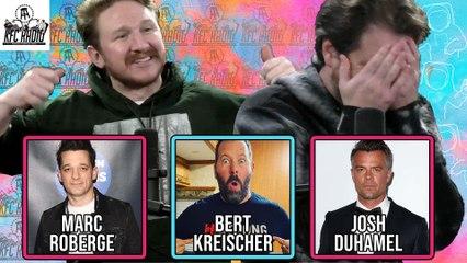 KFC Radio: Bert Kreischer, Josh Duhamel, Marc Roberge, and KFC's Terrible, Horrible, No Good, Very Bad Day