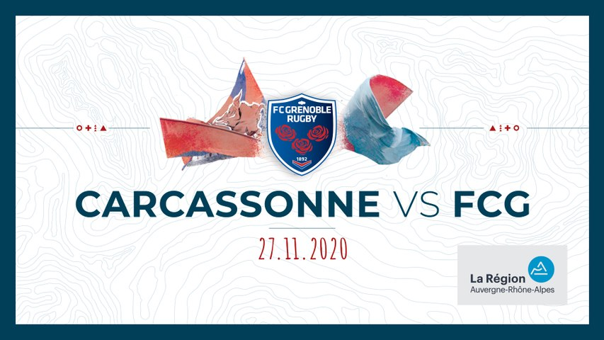 Rugby : Video - Carcassonne - FCG : le résumé vidéo (saison 2020-2021)