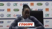 Katoto : «Je suis peut-être en train de passer un cap» - Foot - Qualif. Euro (F) - Bleues