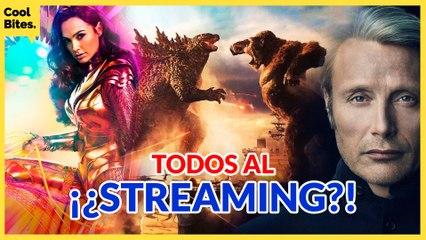 ¿Las películas ahora se estrenan en streaming? | CoolBites.mx
