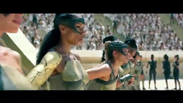 Wonder Woman 1984 - Bande Annonce#2 (VOST) avec Gal Gadot, Chris Pine