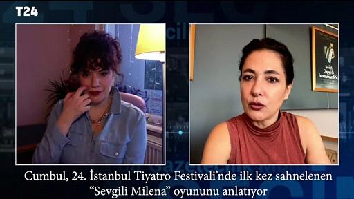Meltem Cumbul: Toplama kampında hayatı sonlanan Milena'yı bedensel anlamda bulmak istedim