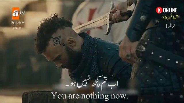 Kurulus Osman season 2 Episode 36 trailer Urdu Subtitles  and English Subtitles