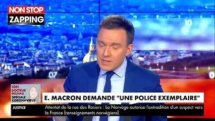 """Agression de Michel Zecler : Emmanuel Macron réagit sur Facebook et juge que ces images """"nous font honte"""" (Vidéo)"""