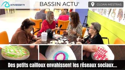 Bassin Actu' : Des petits Cailloux envahissent la Toile...