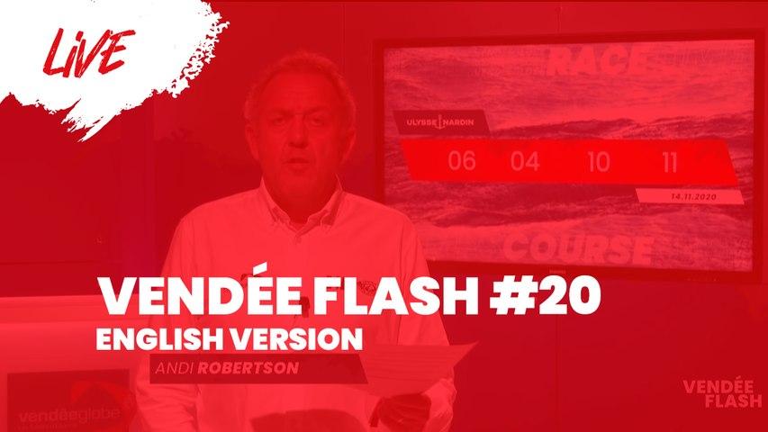 Vendée Flash #20 [EN]