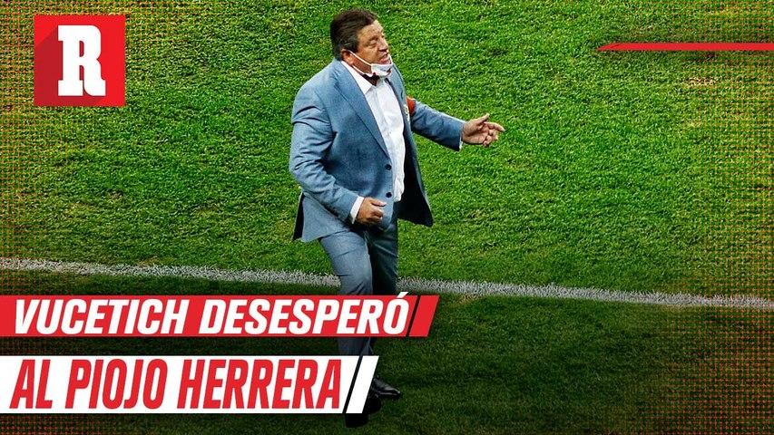 Manuel Vucetich descontroló muy fuerte a Miguel Herrera en el clásico, mencionó Enrique Borja