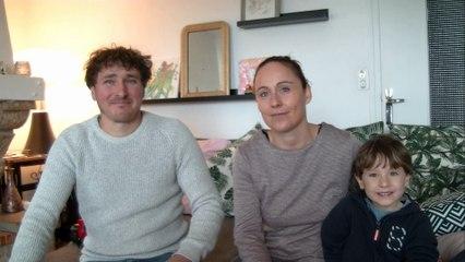 A Soumont, plusieurs Noël pour la famille de Anne-Sophie et Nicolas