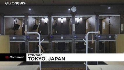 کرونا دفاتر کار کپسولی را در توکیو رایج کرد