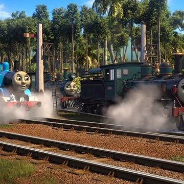 4 Thomas and the Forest Engines (US)