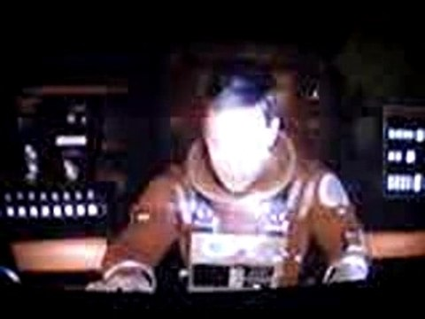 2001 a space Odyssey HAL doesn't want to open the door