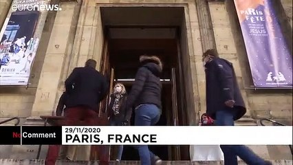 France rules limit in places of worship too restrictive