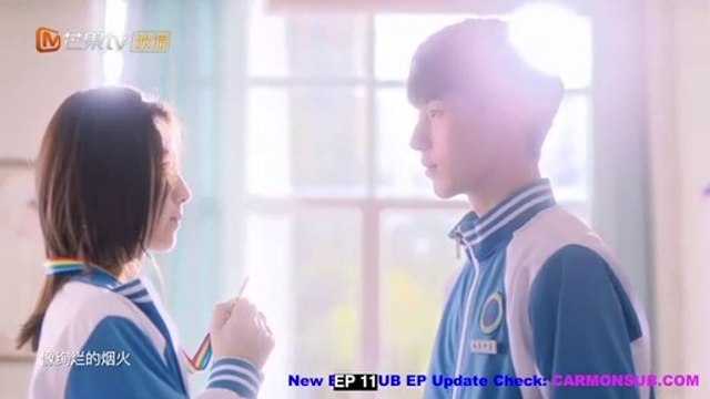 【CarmonEngSub】 Meeting You Eng Sub EP11 Chinese Drama 谢谢让我遇见你