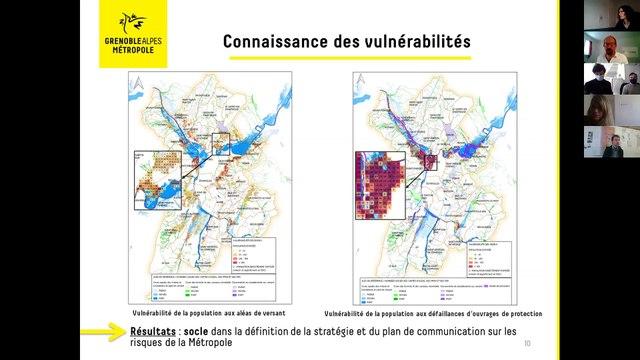 Journée technique Culture du risque, le citoyen acteur - Grenoble Métropole