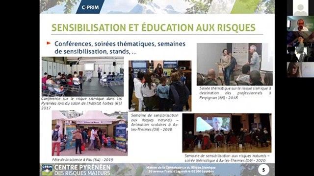 Journée technique Culture du risque, le citoyen acteur - C-PRIM