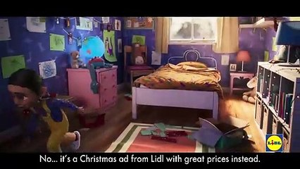 Lidl Christmas Advert 2020 - Big on a Christmas you can believe in