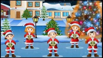 Marty Ft. Giorgia Palladino - Merry joyful greetings - Nursery rhymes