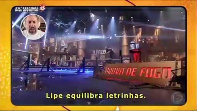 A FAZENDA 12 -  PUNIÇÃO - EPISÓDIO 83  -  29_11_2020