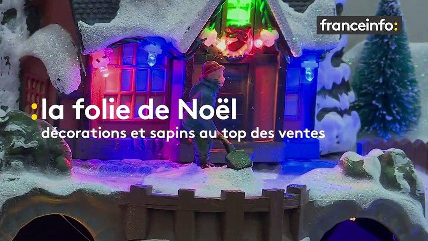 Avec la réouveture des commerces, la folie de Noël s'empare des Normands