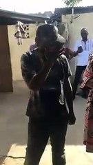 Togo : Doc Farel accueilli avec joie à son retour de prison (vidéo)