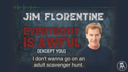 Would I Go On An Adult Scavenger Hunt?