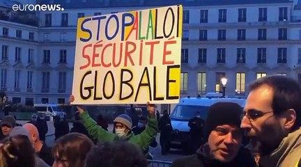 """Loi """"Sécurité globale"""" en France : l'article 24 controversé va être réécrit"""