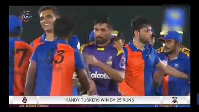 افغان کھلاڑی اور محمد عامر میں جھڑپ، دیکھی اس پر شاہد آفریدی کا ردعمل