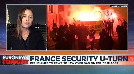 France's ruling party agrees to 'total rewrite' of controversial 'Article 24' security measure