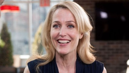 Gillian Anderson's Talents Are Endless