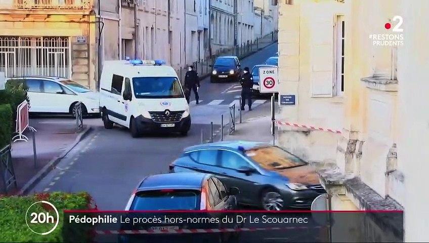 Pédophilie : Joël Le Scouarnec jugé pour viol et agression sexuelle sur mineur