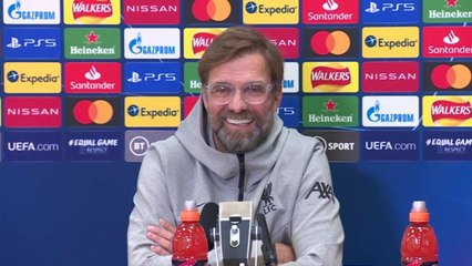 """I expect a hard game!"" Jurgen Klopp pre Ajax press conference"