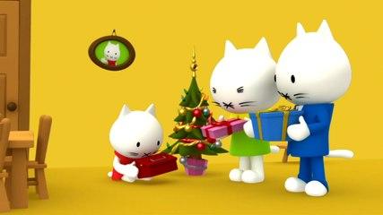 Musti - The Christmas tree - Funny cartoons for kids