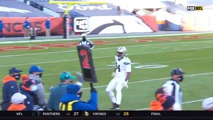 NFL 2020 New Orleans Saints vs Denver Broncos Full Game Week 12