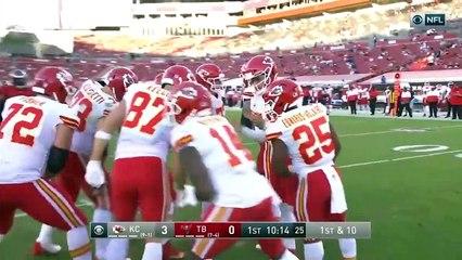 NFL 2020 Kansas City Chiefs vs Tampa Bay Buccaneers Full Game Week 12