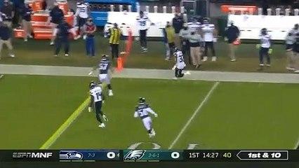 Seattle Seahawks vs. Philadelphia Eagles FULL Highlights   NFL Week 12   Nov 30, 2020