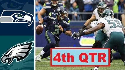 Seattle Seahawks vs. Philadelphia Eagles Full Game Highlights - NFL Week 12 - November 30, 2020 (4th)