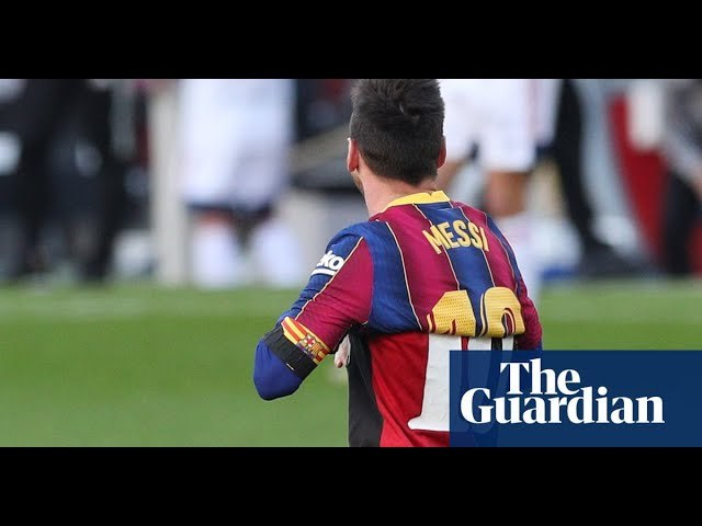 Personal pure and symbolic Messi's perfect Newell's homage to Maradona