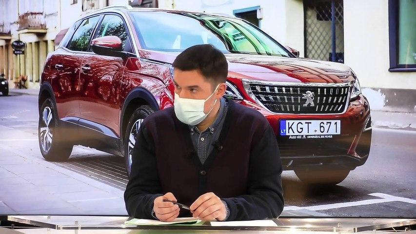 Mobility TV : Peugeot 3008 - Autoworld